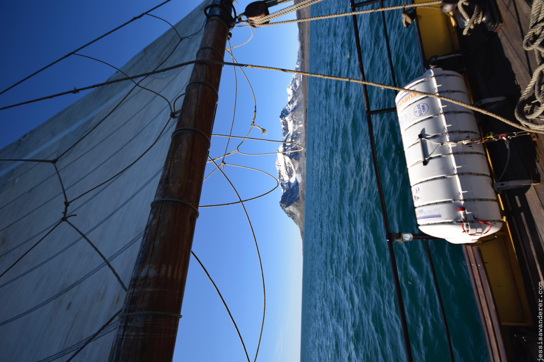 Sail & Mountain