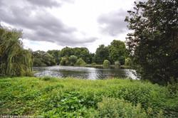St. James Park Lake