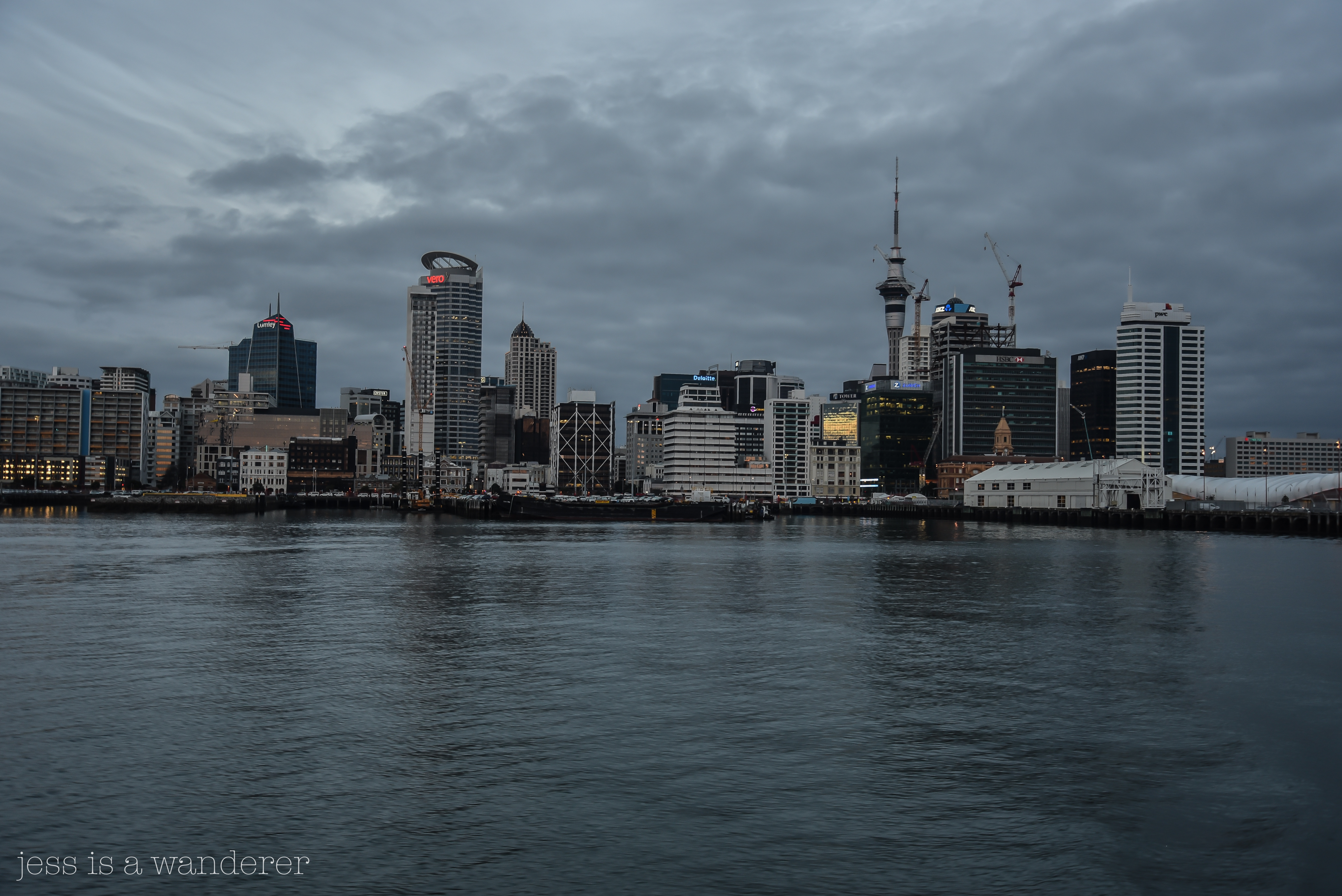 Auckland Views