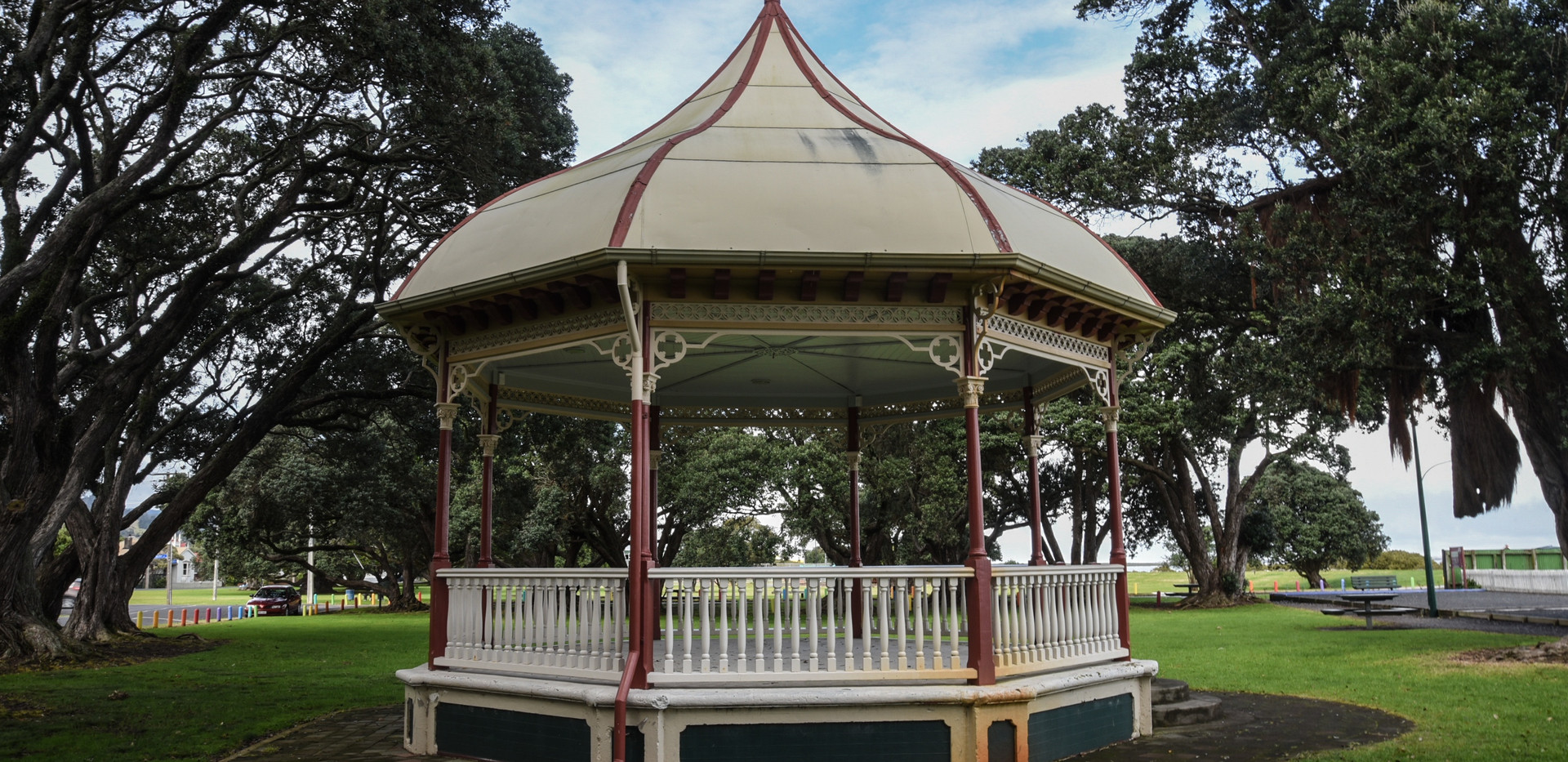 Bandstand in the Park