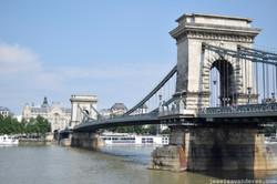 Chain Bridge by Day
