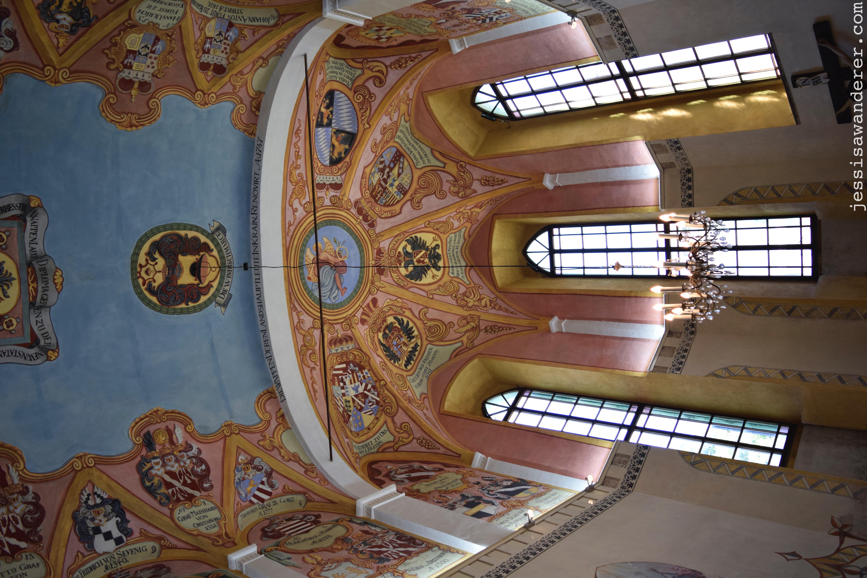 Decorative Castle Interior