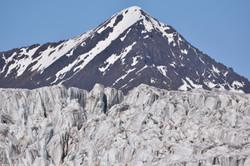 Glacier & Mountain