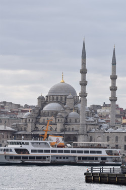 Mosque on the Riverbank