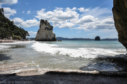 Inside Cathedral Cove
