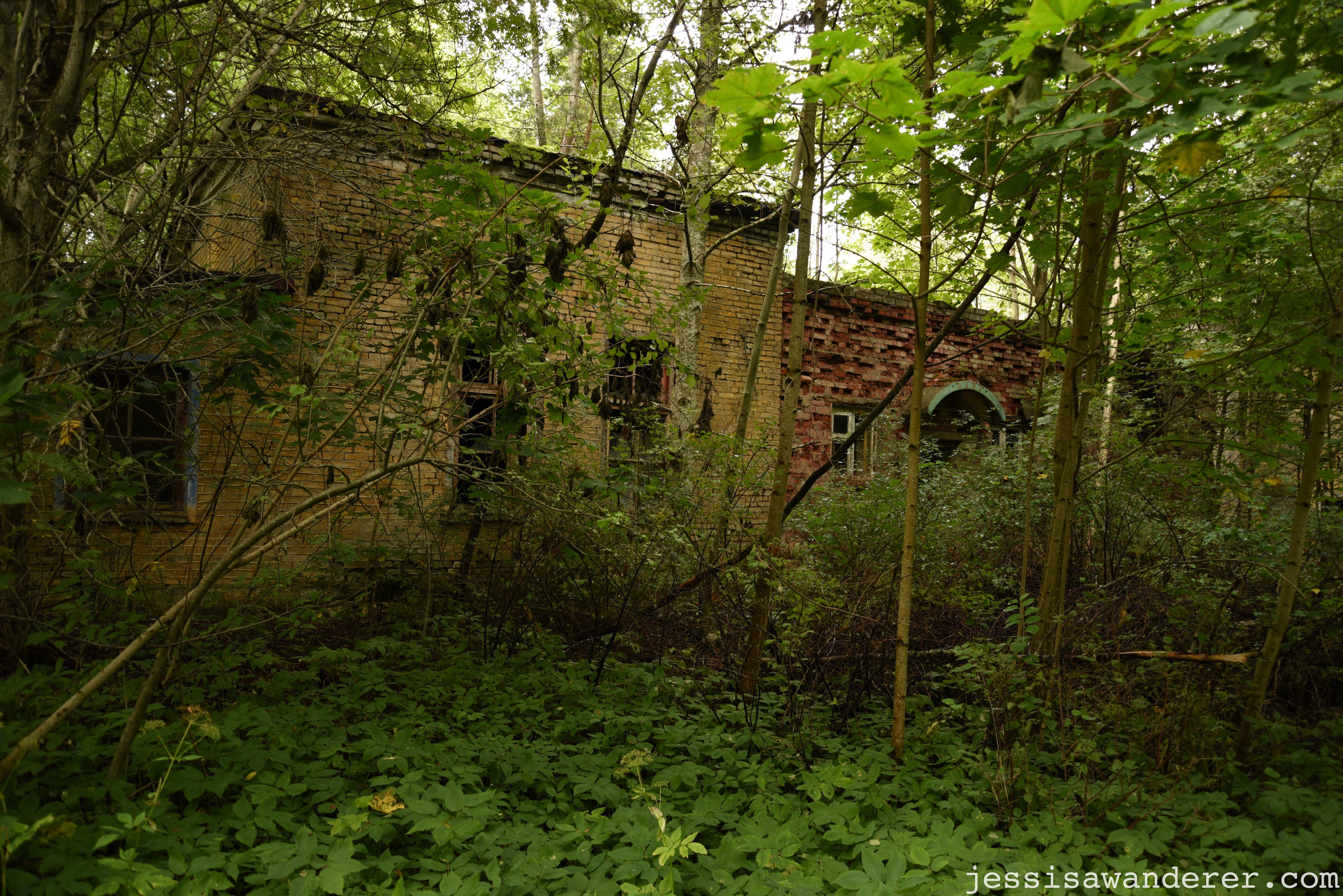 Former Soviet Village