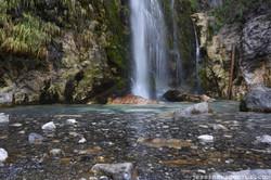Theth Waterfall