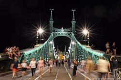 Chain Bridge Busyness