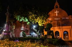 Dutch Square by Night