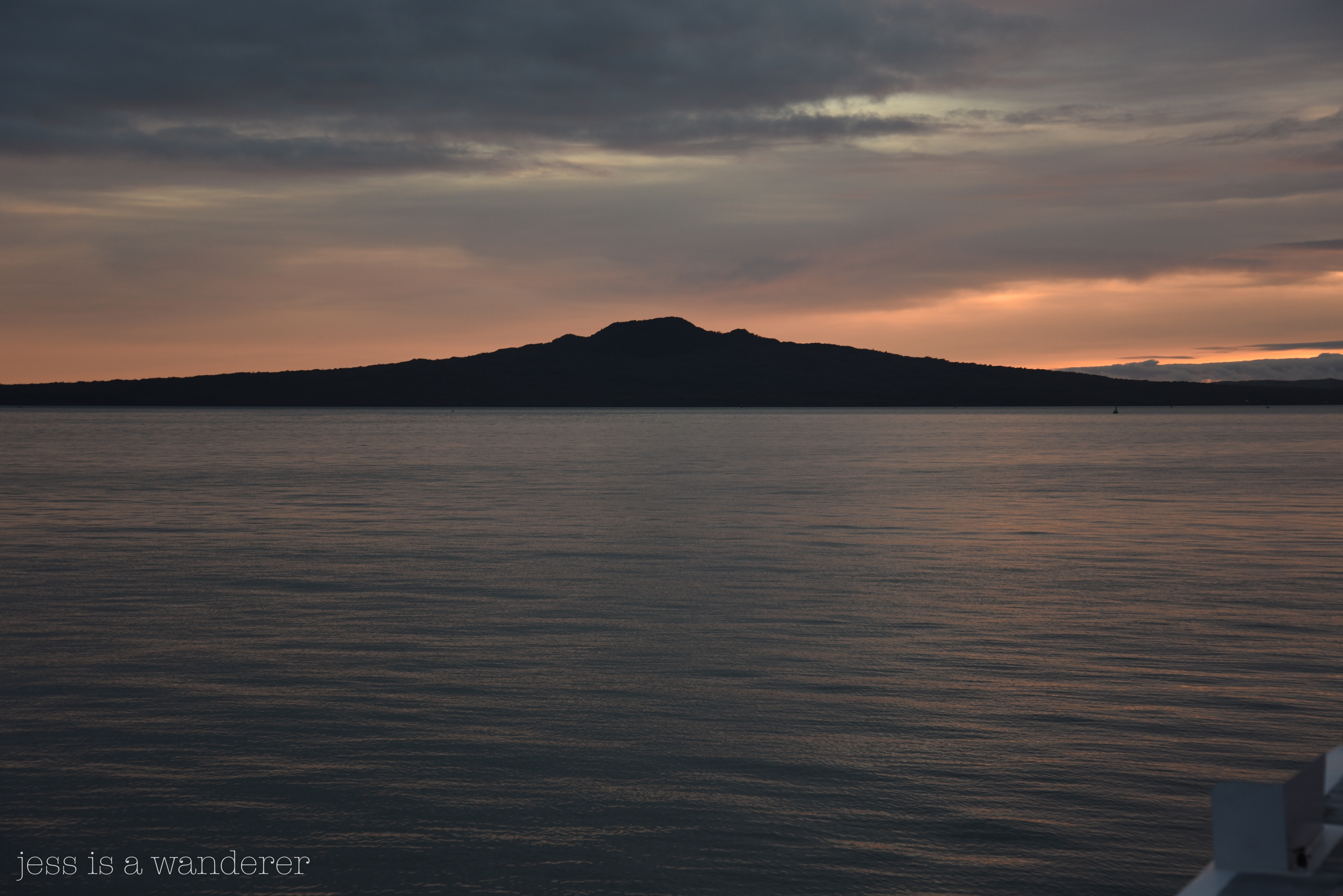 First look at Rangitoto