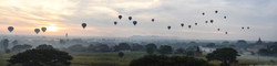 Balloons on the Move