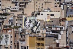 Distant Street Art