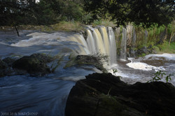 Top of Mangere Falls