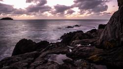 Sunrise at Saints Bay