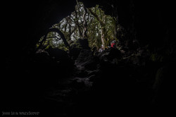 From Within a Cave