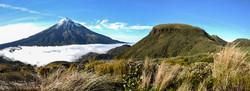 Summit of Taranaki