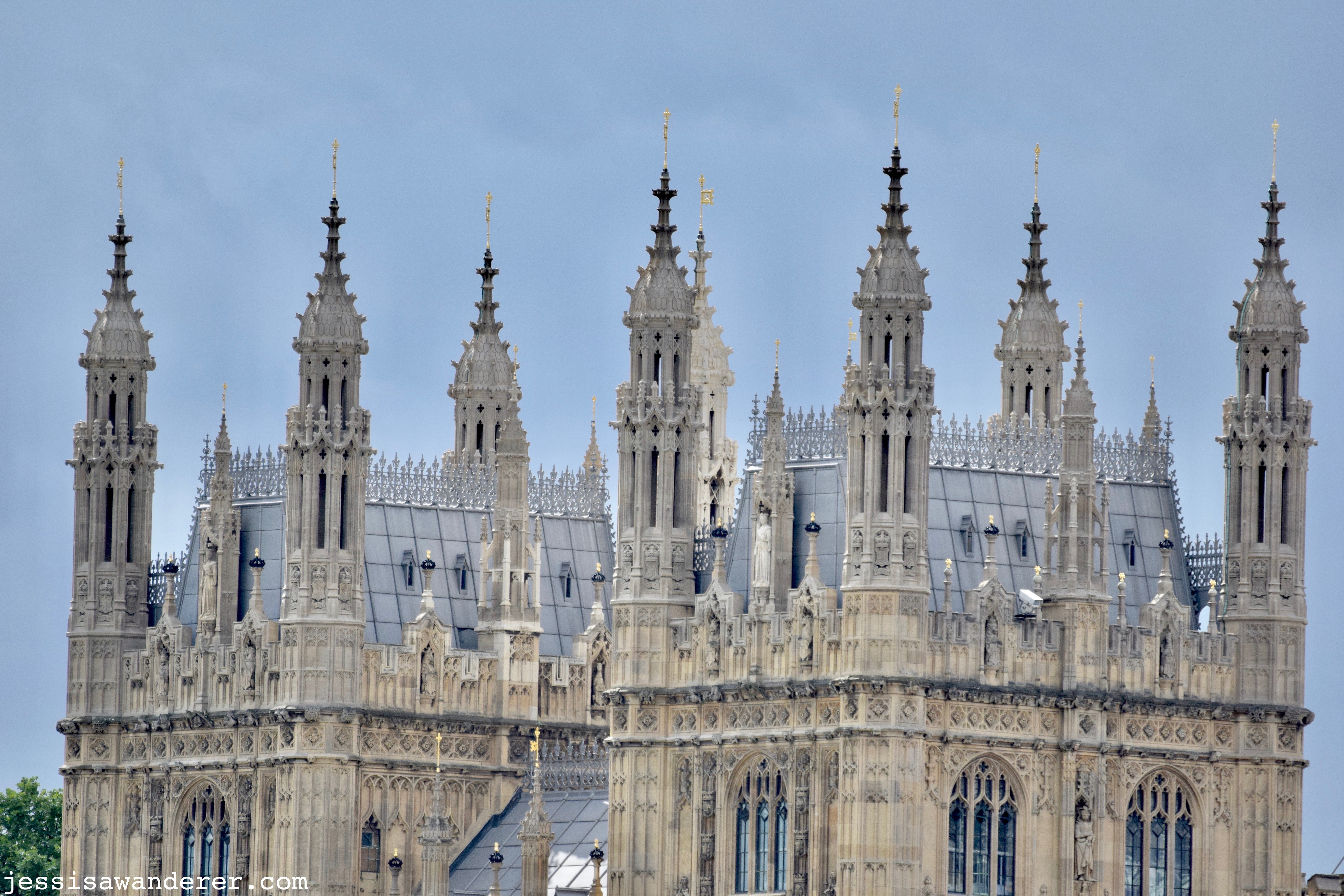 The Towers of Parliament