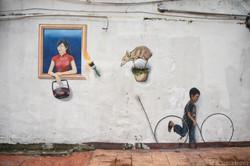 Arty Wall