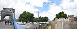 Shard from Tower Bridge