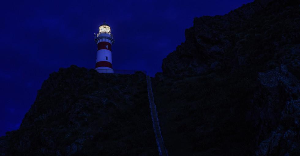 Lighthouse before Sunrise