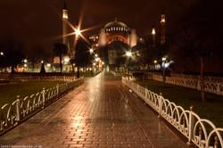 Sultanahmet: Midnight View
