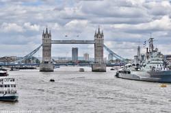 Tower Bridge Distant