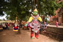 Puppets in a Tree