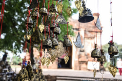Temples and Wind Chimes