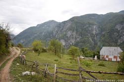 Theth Village