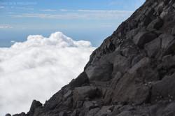 Climbing to Taranaki's Summit