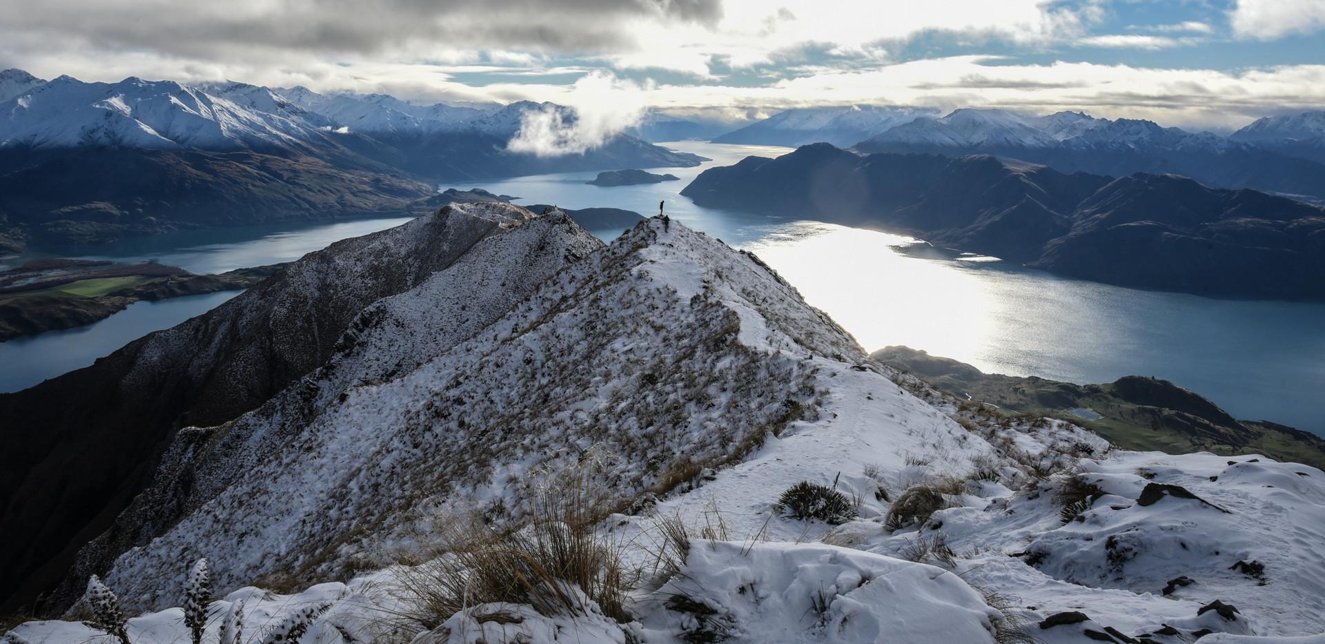 Roy's Peak Lookout