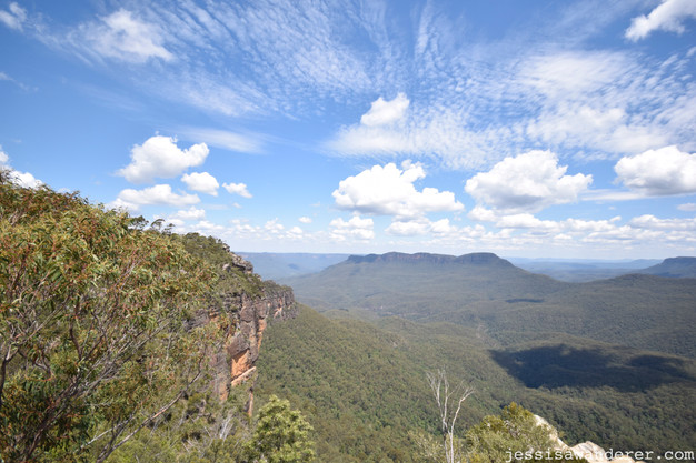 Australia's Blue Mountains