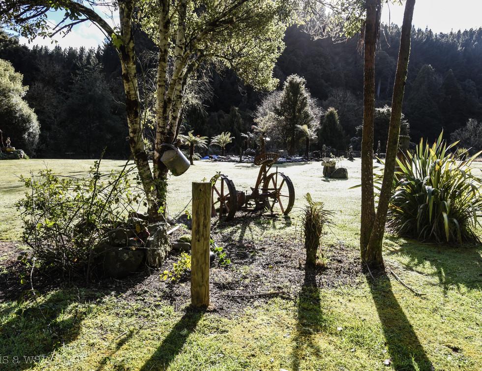 Beautiful Setting at Blackfern Lodge