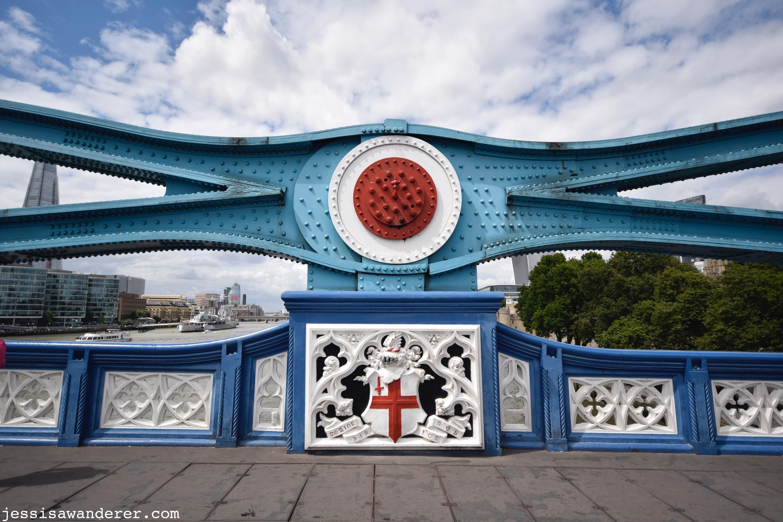 Tower Bridge Architecture