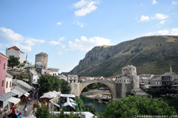 Mostar by Day