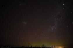 Faint Aurora in Glenavy