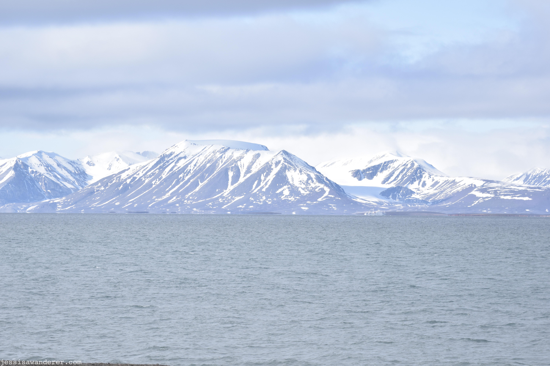 Mountainous Scenery