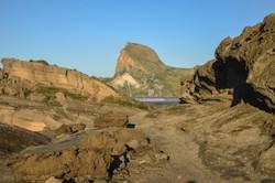 Distant Clifftop