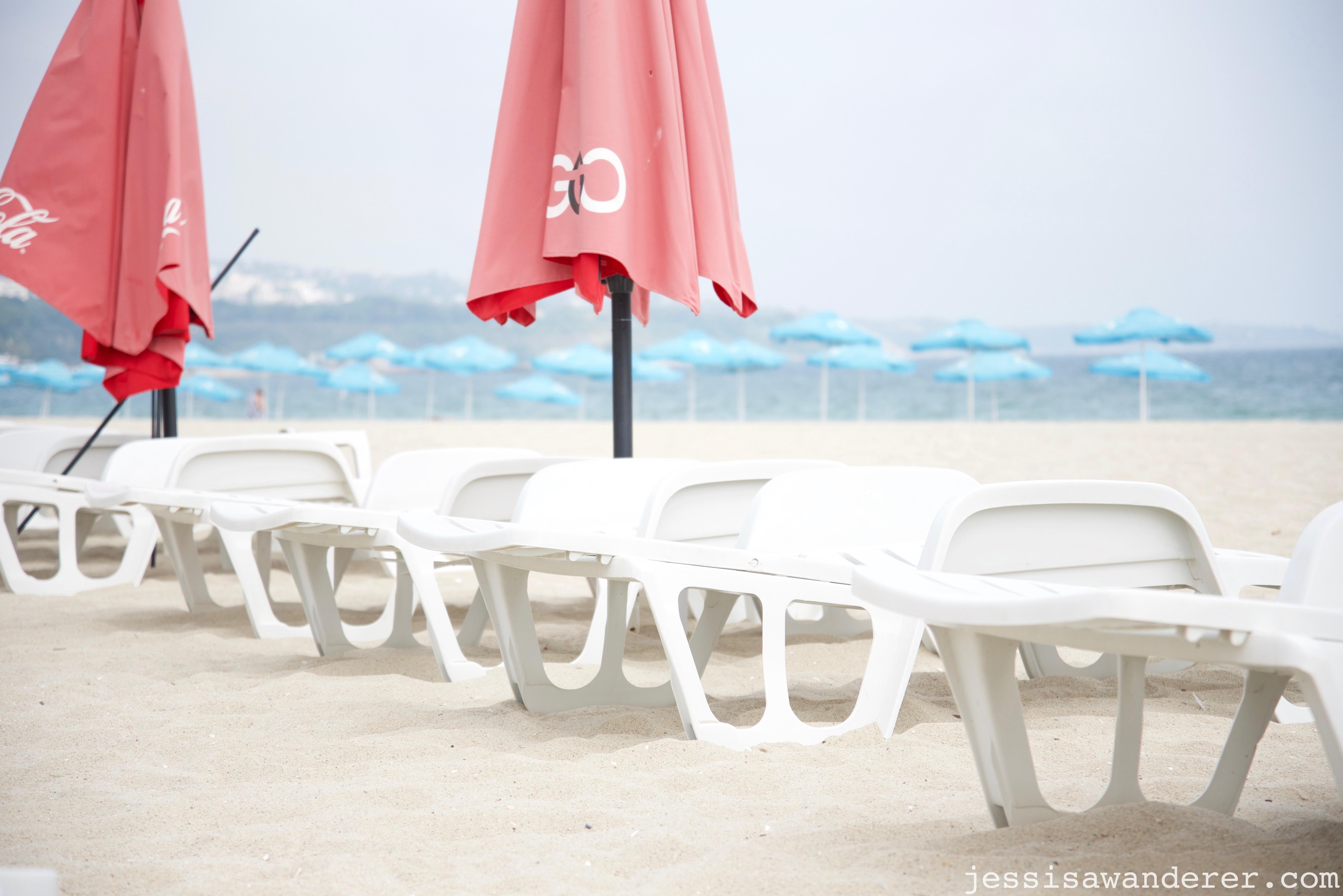 Beachy Scenes
