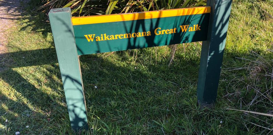 Great Walk Beginning