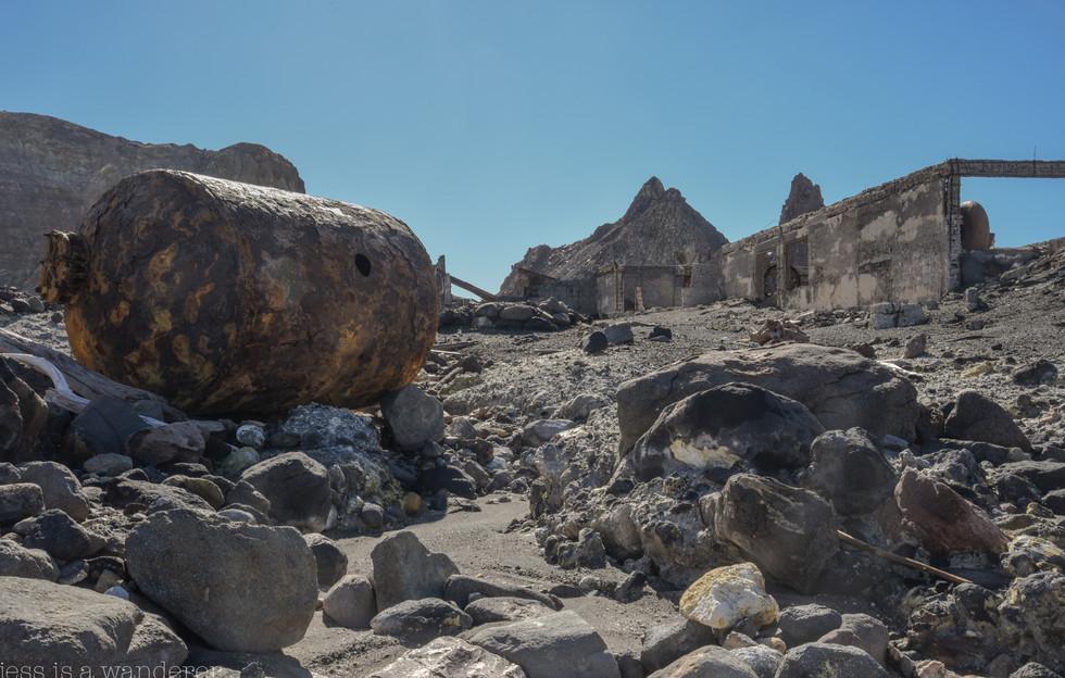 Ruins Galore