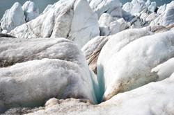 Glacier Chunks
