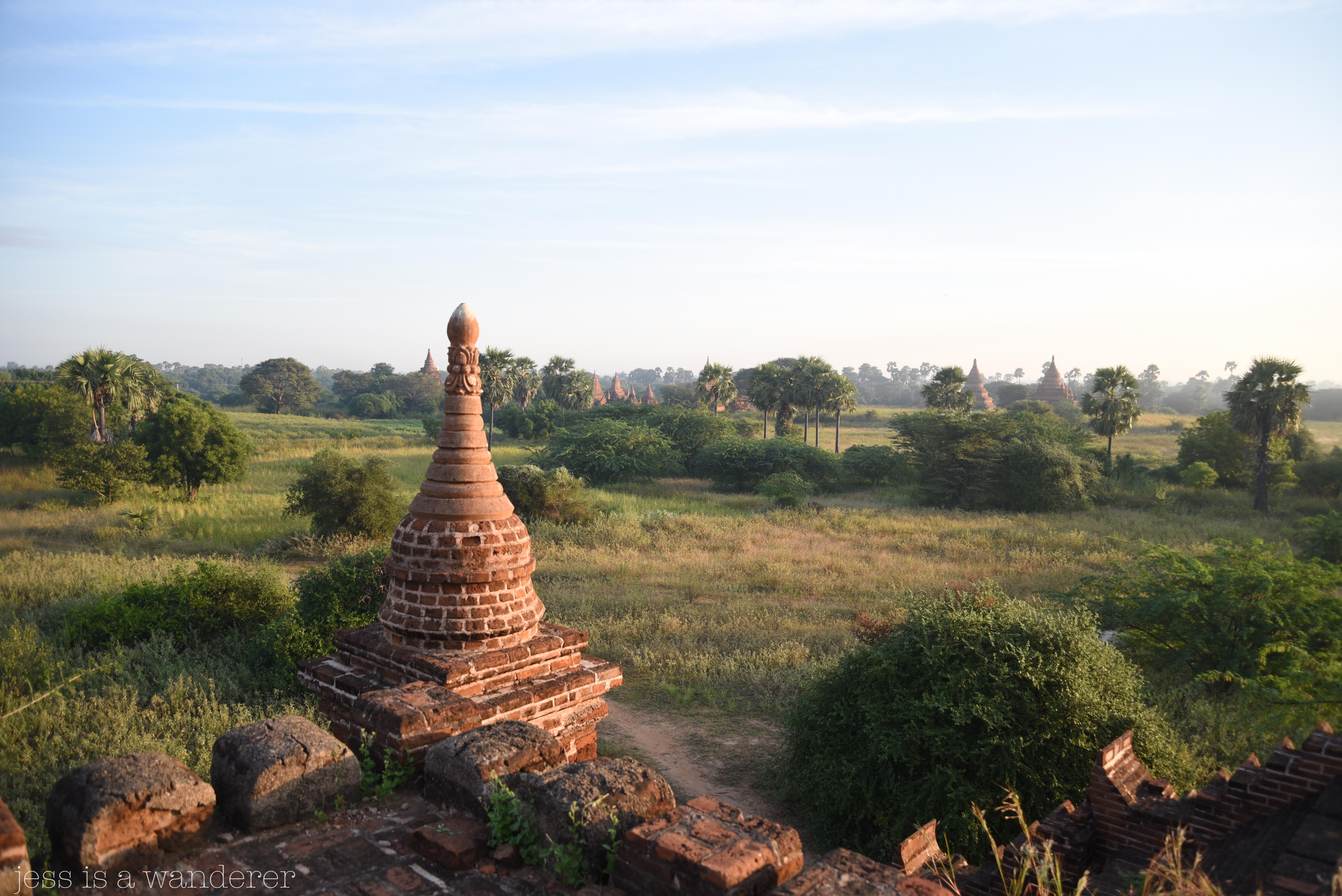 Stupa Vista