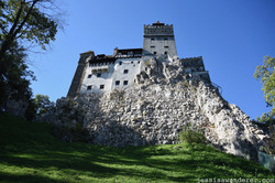 Bran Castle from the Front