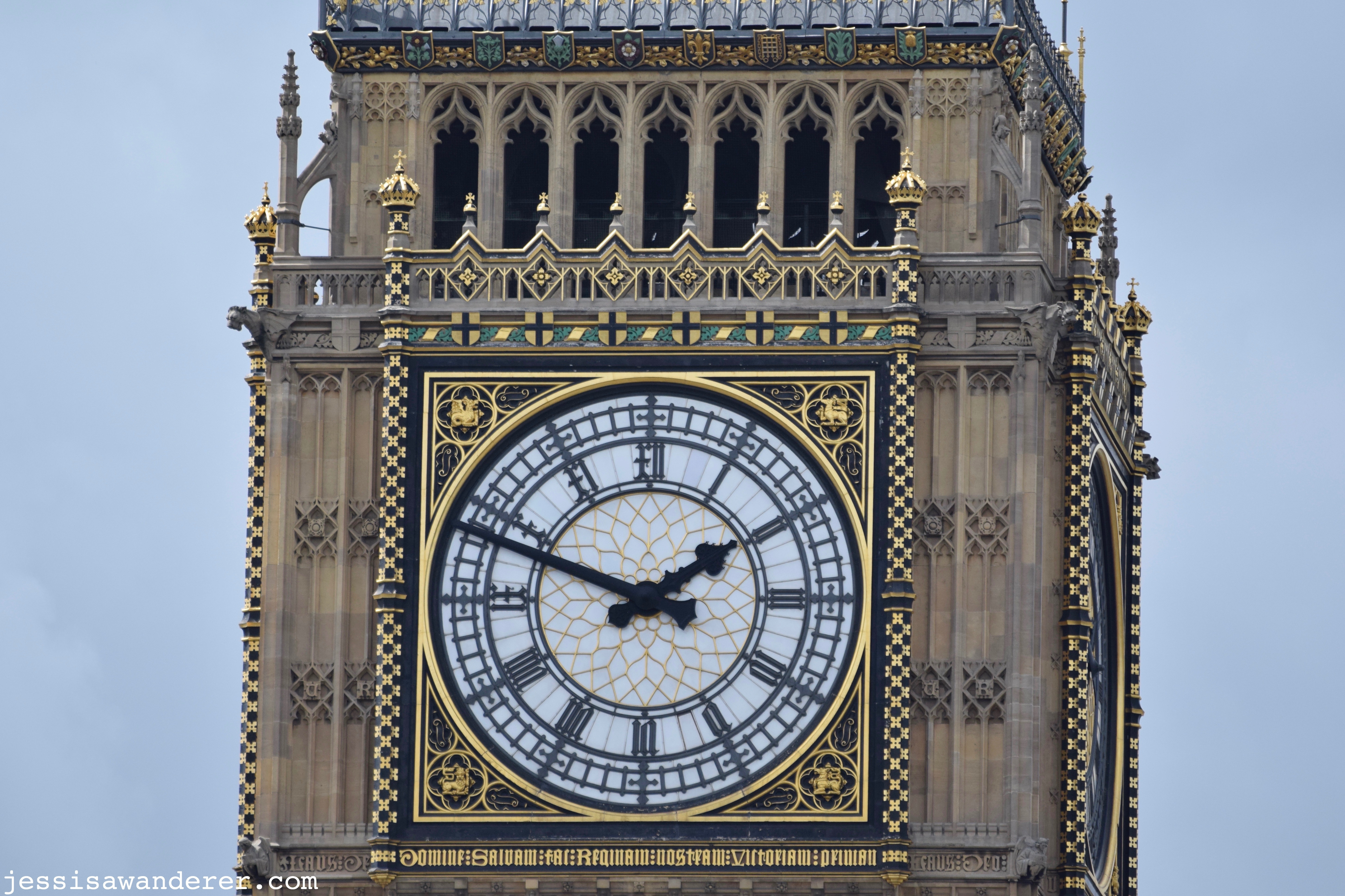 Such Detail on Big Ben