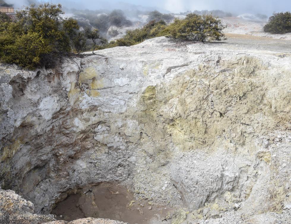 Sulphur Cave
