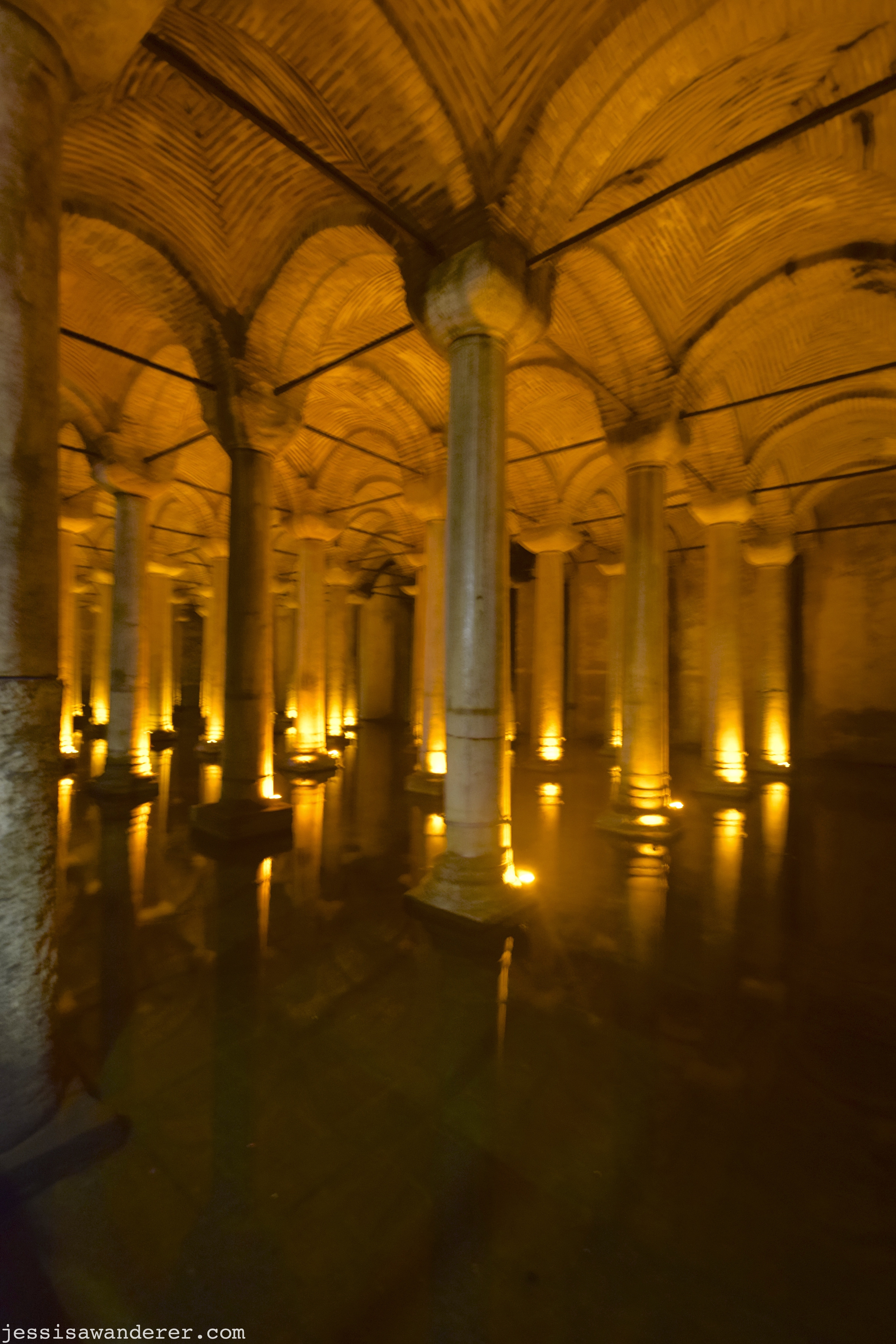 Mysterious Cisterns