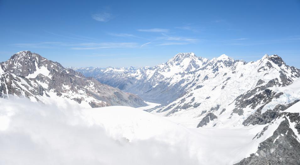 Peaks and Basin