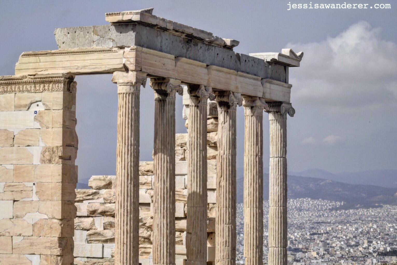 Last Columns Standing