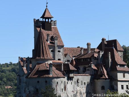 Dracula's Castle & Old Town Brasov